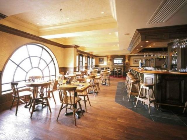 country style event space bar in hongkong