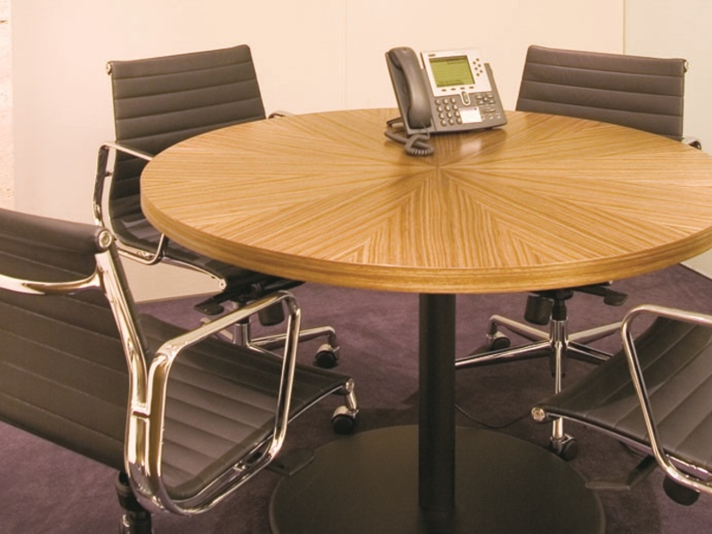 small meeting room for 4 pax with phone