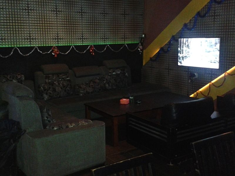 private room for complete facilities of in house karaoke