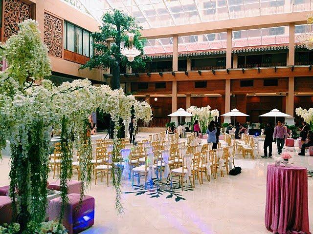 taman mahsuri royal chulan hotel beautiful wedding space kuala lumpur