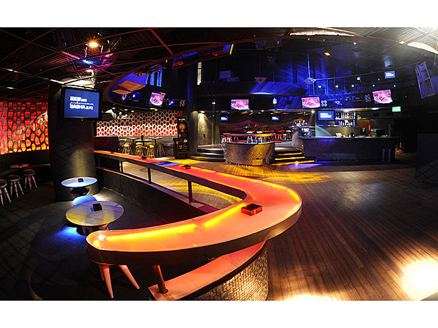 malaysia large clubbing house with round ceiling
